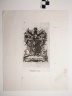 X64-13 a; X75-13 b; Image reproduction/s, bookplate/s