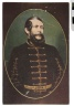 E65-36; Postcard, Louis Kossuth, used