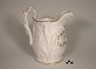 """G55-3; Pitcher, """"Greenpoint ware"""""""