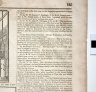 L44-253; Newspaper pages, Lafayette Dinner