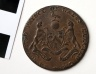 N32-144; Coin, commemorative, token currency, Prince of Wales