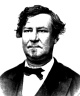 x - 1865-1866; Robert D. Holmes;<br>Most Worshipful Past Grand Master
