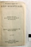 """B67-147; Book, Army Issue, """"Readings from the Jewish Scriptures"""""""
