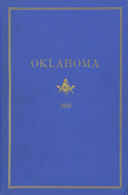 1934 - Proceedings of the Grand Lodge of the State of Oklahoma - Twenty-sixth Annual Grand Communication