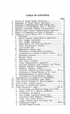 1915 - Proceedings of the Grand Lodge of the State of Oklahoma - Seventh Annual Grand Communication