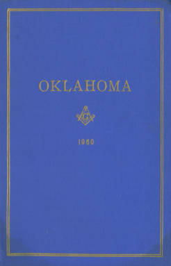 1960 - Proceedings of the Grand Lodge of the State of Oklahoma - Fifty-second Annual Grand Communication