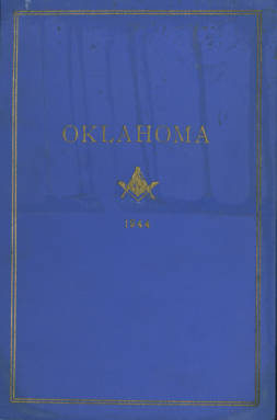 1944 - Proceedings of the Grand Lodge of the State of Oklahoma - Thirty-sixth Annual Grand Communication