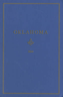 1950 - Proceedings of the Grand Lodge of the State of Oklahoma - Forty-second Annual Grand Communication