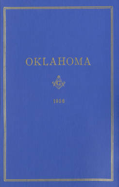 1956 - Proceedings of the Grand Lodge of the State of Oklahoma - Forty-eighth Annual Grand Communication