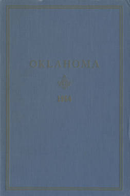 1954 - Proceedings of the Grand Lodge of the State of Oklahoma - Forty-sixth Annual Grand Communication