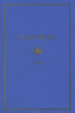 1938 - Proceedings of the Grand Lodge of the State of Oklahoma - Thirtieth Annual Grand Communication