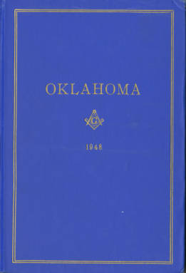 1948 - Proceedings of the Grand Lodge of the State of Oklahoma - Fortieth Annual Grand Communication
