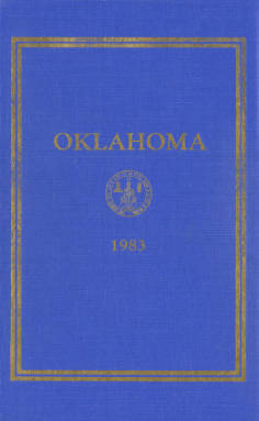 1983 - Proceedings of the Grand Lodge of the State of Oklahoma - Seventy-fifth Annual Grand Communication