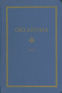 1970 - Proceedings of the Grand Lodge of the State of Oklahoma - Sixty-second Annual Grand Communication