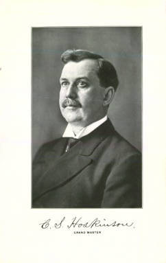 1909 - Proceedings of the Grand Lodge, F. & A.M., of Ohio