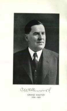 1934 - Proceedings of the Grand Lodge, F. & A.M., of Ohio